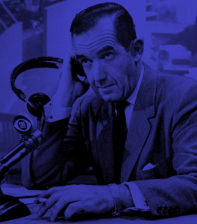 Image: Edward R. Murrow
