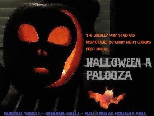 Halloween-A-Palooza!