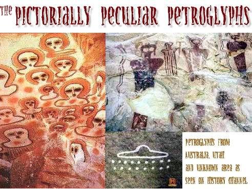 Peculiar Petroglyphs