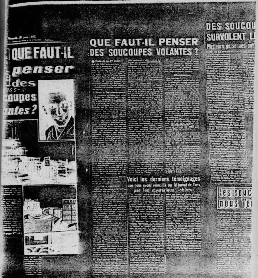 France, June 1952 Docs