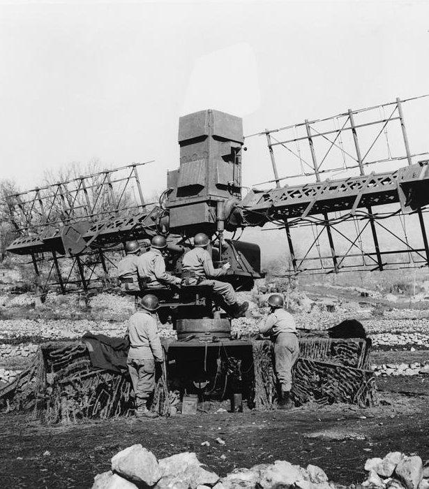 SCR-268 Radar