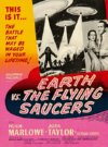 Earth vs. the Flying Saucers, 1956