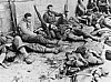 D Day Soldiers Resting