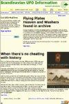 Scandinavian UFO Information