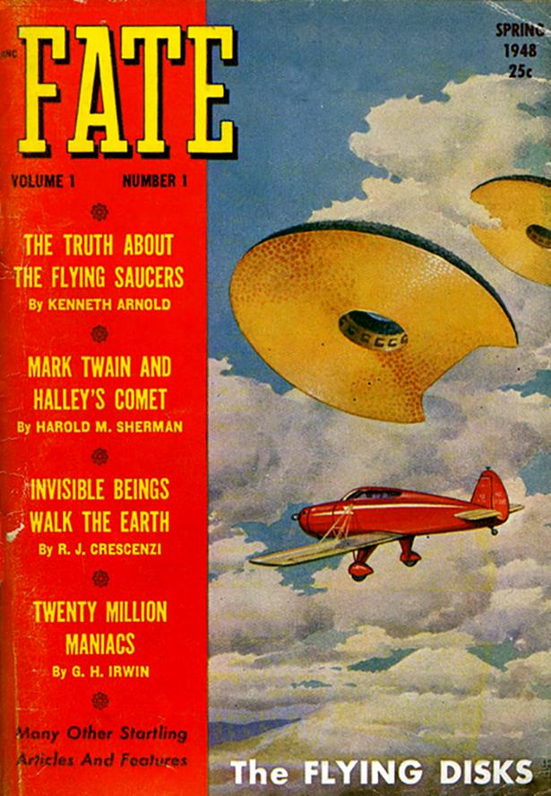 Fate magazine cover