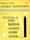 Bulletin of Atomic Scientists August-September 1950