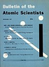 Bulletin of Atomic Scientists November 1947