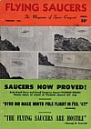 Flying Saucers October 1969