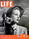 Life Magazine March 31, 1947