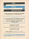 New Scientist September 1959
