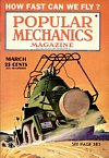 Popular Mechanics March 1941